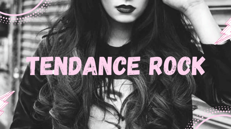 Les indispensables d'un look Rock