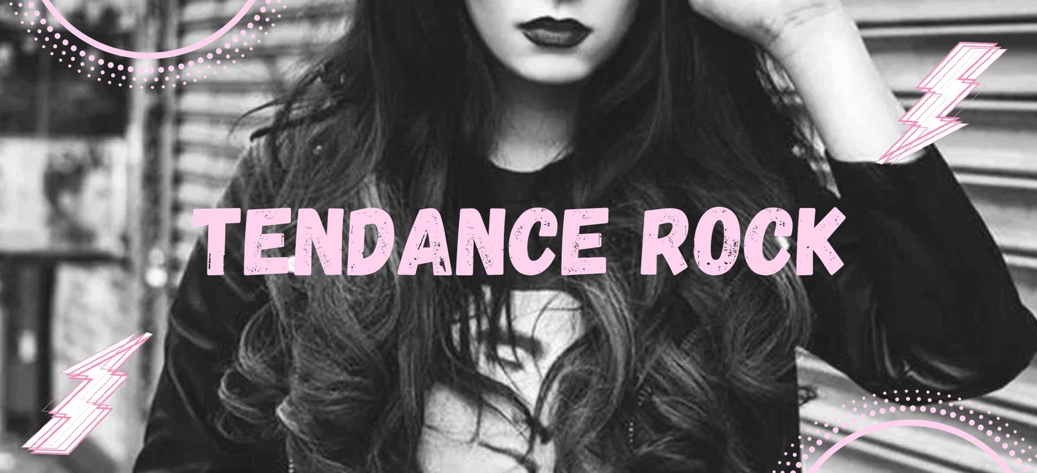 Les indispensables d'un look Rock