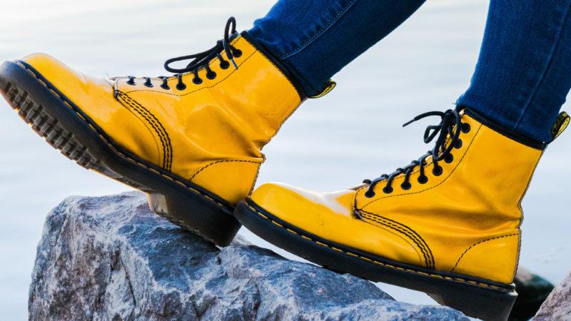 Les tendances bottes et boots de la saison